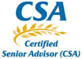 Certified Senior Advisor (CSA) logo